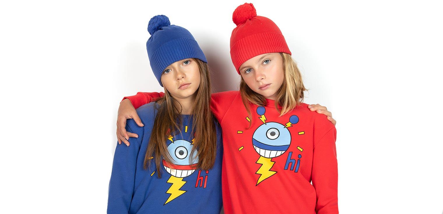 De hipste genderneutrale outfits voor je peuter