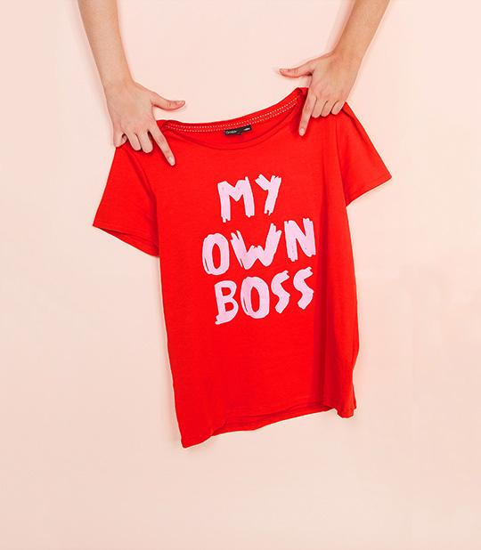 T-shirts pour femmes.