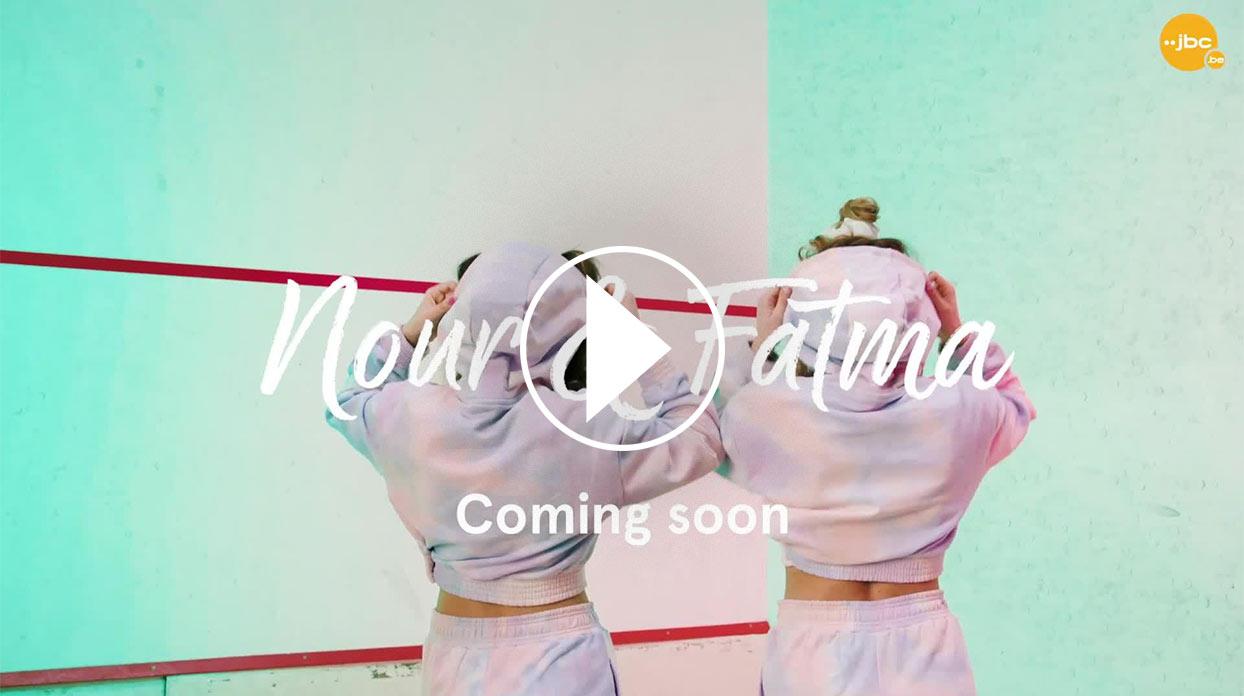Nour & Fatma JBC video
