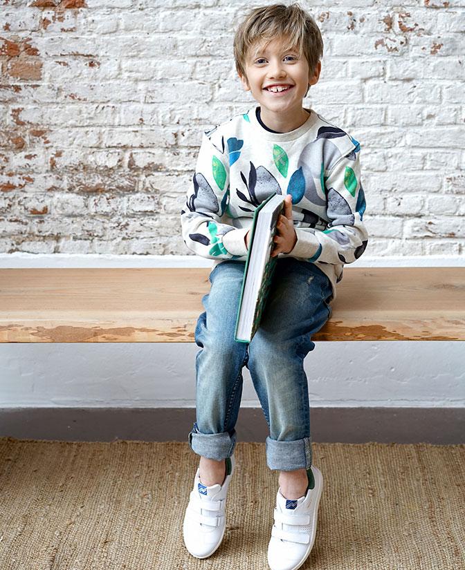 Nieuwe eco-collectie uit lyocell voor jongens