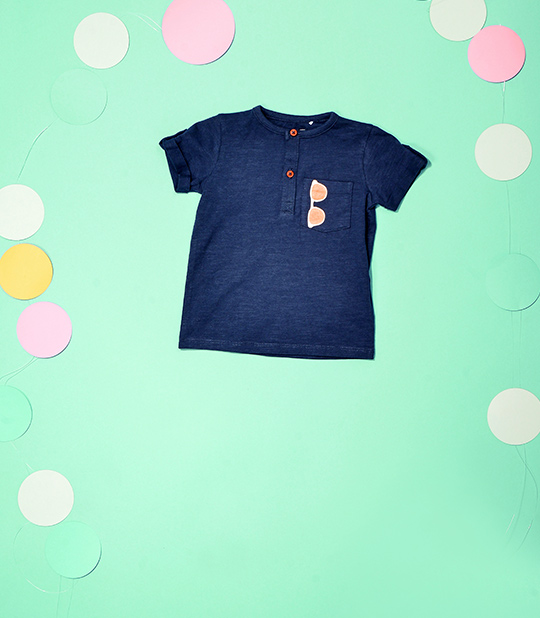Nieuwe T-shirts voor BABYSs.