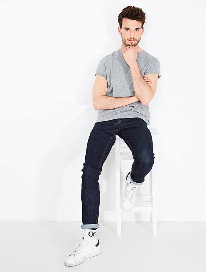 Slim fit voor heren: moderne mannen kiezen voor de slim jeans