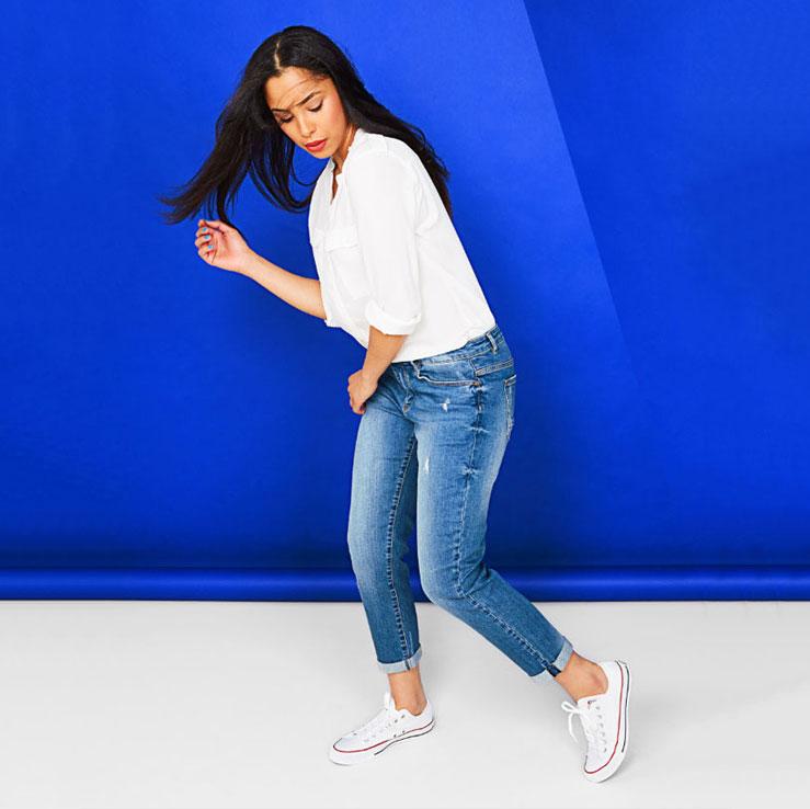 Guide de jeans pour femmes