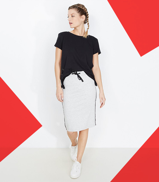 T-shirts en tops voor dames.