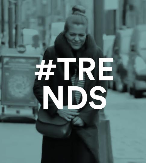 In deze aflevering spotten Karen Damen én Eline De Munck de laatste trends ter inspiratie voor haar eigen collectie! #modeismood