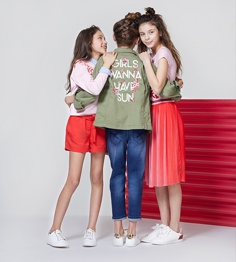 6 musthaves voor mini-fashionista's