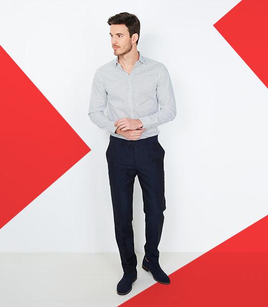 hemden heren
