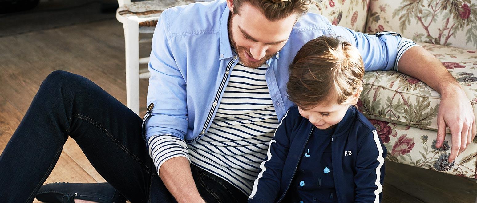 Donkerblauwe skinny jeans voor jongens