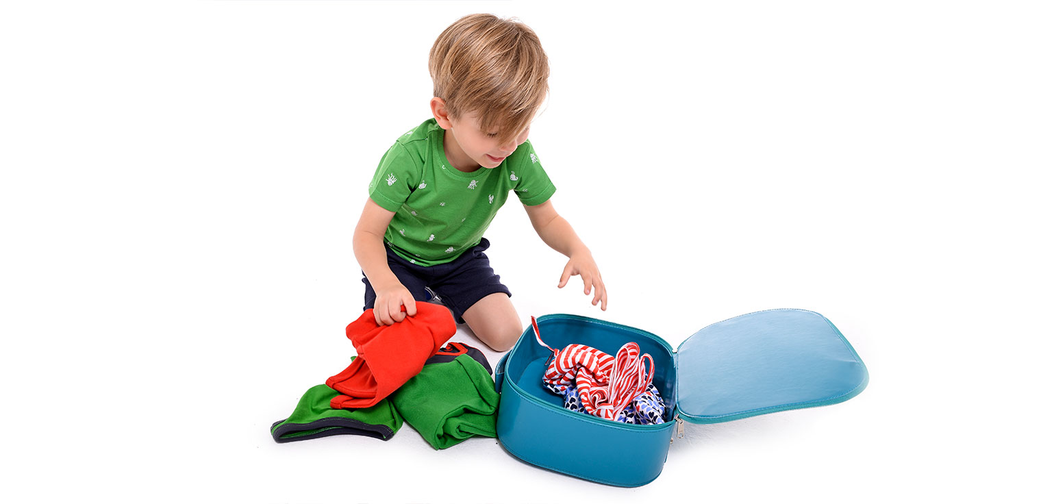Hulp nodig? Met de JBC-paklijst komen je kids in stijl op kamp/strand aan.