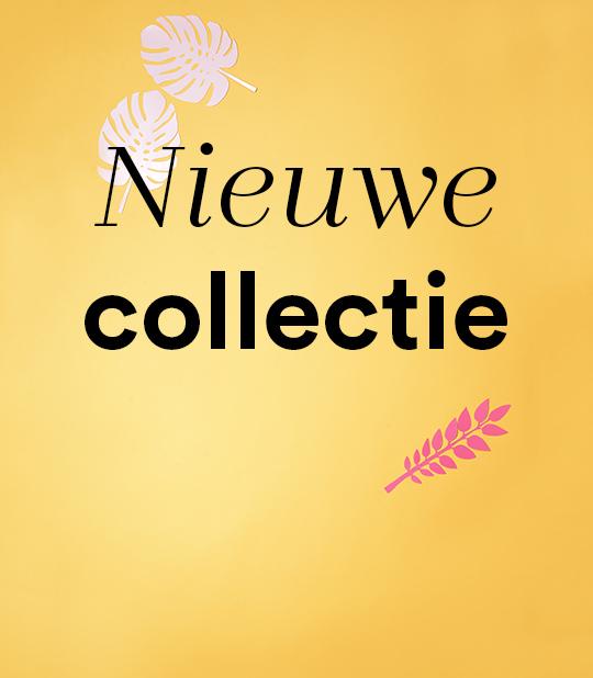 Nieuwe lentecollectie voor dames.