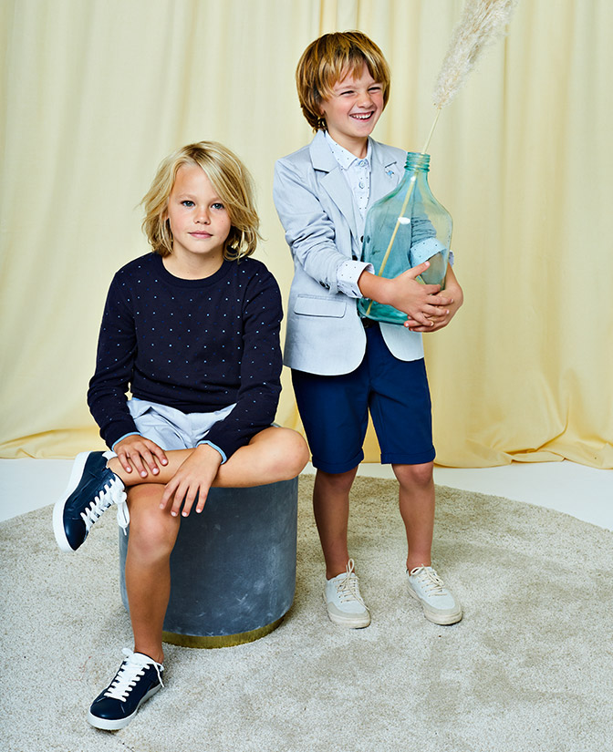 Communie- of Lentefeest collectie voor jongens