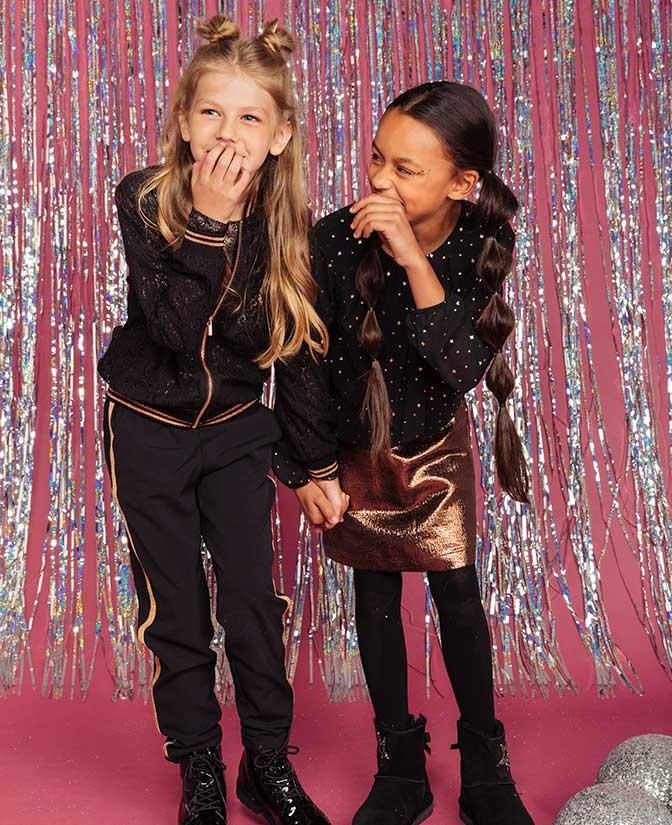 Feestcollectie voor meisjes