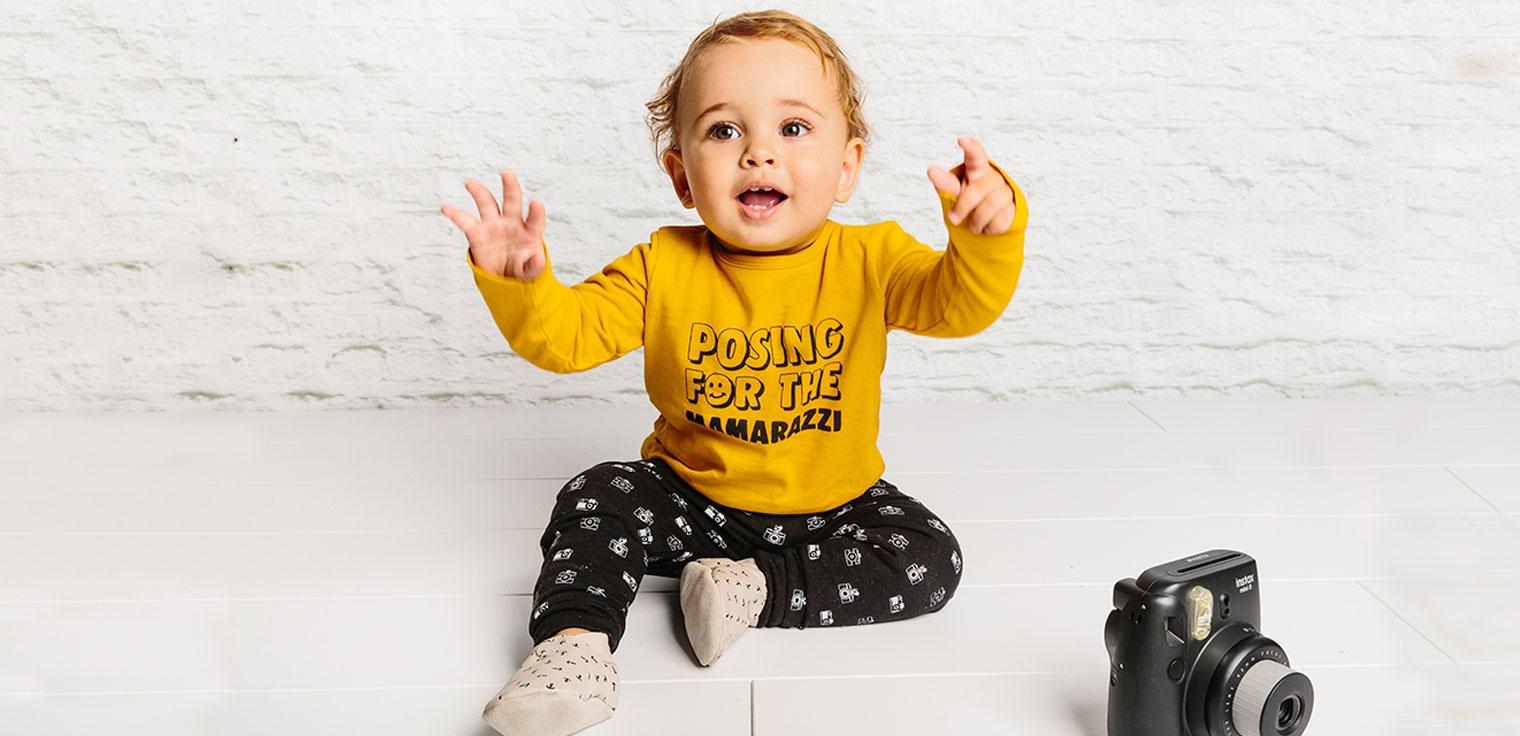 Stijlvolle celebrity babies op Instagram en jij shopt hun looks gewoon bij JBC