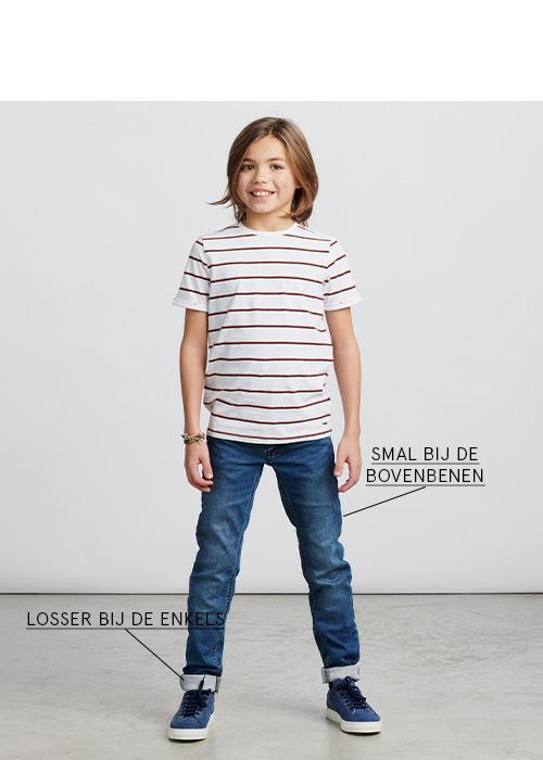 slim fit jeans jongens