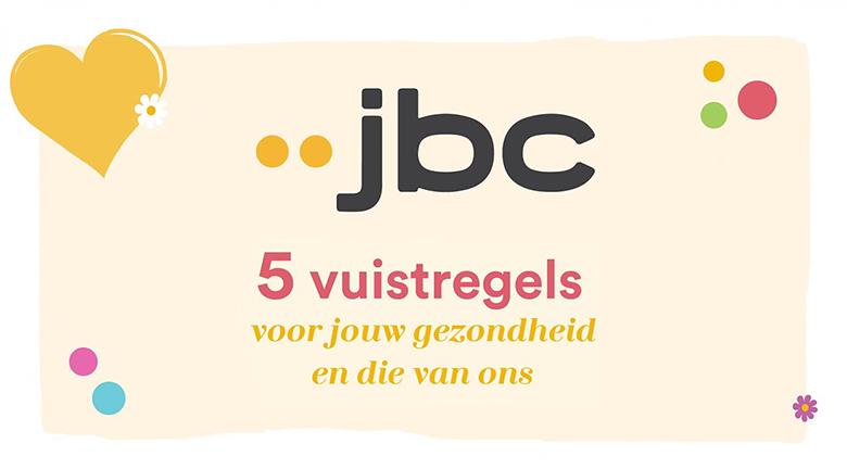 5 vuistregels JBC video