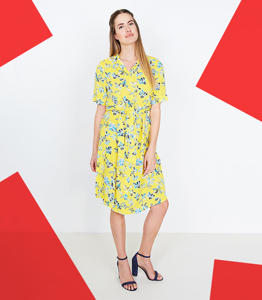 Nieuwe jurken voor dames.