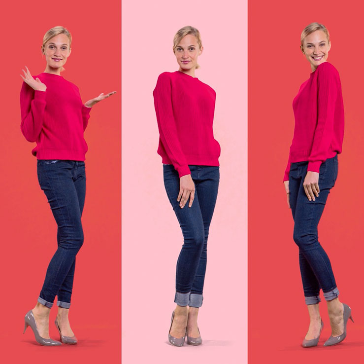 The only way is up : 5 manières de retrousser votre jeans !