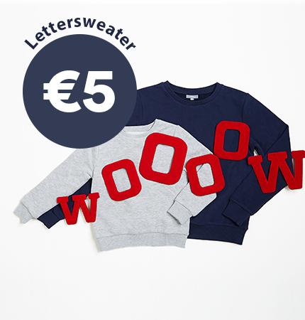 lettersweater