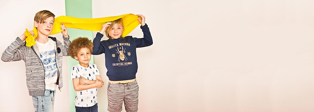 Beestige shirts voor jongens met lentekriebels