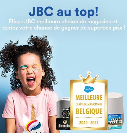 jbc meilleure chaîne de magasins