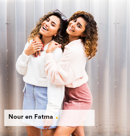 Nour en Fatma
