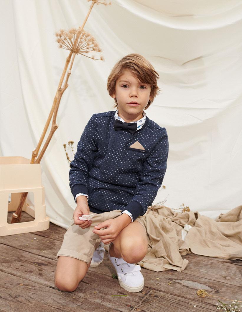 Vêtements de communion garçons