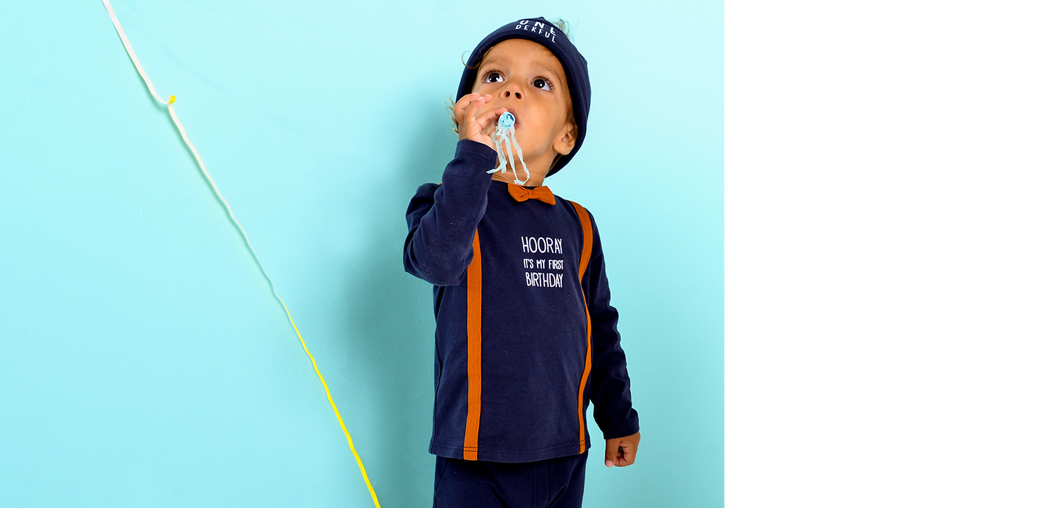 My first collectie voor baby's