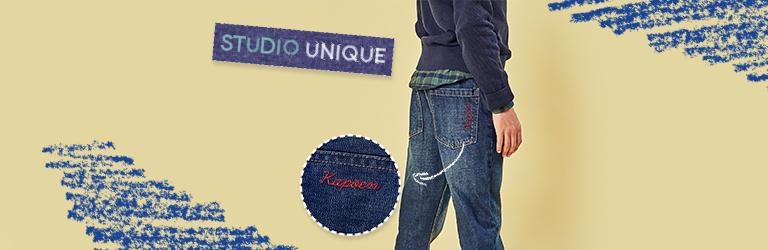 Personalisatie Jeans Tattoo