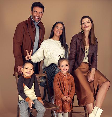 La couleur tendance brun