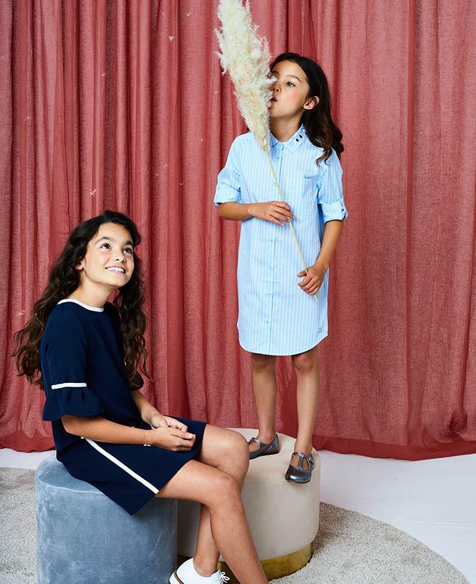 Communie- of Lentefeest collectie voor meisjes