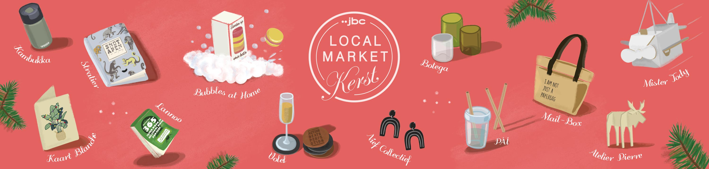 Local Market x JBC