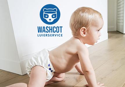 Washcot, luierservice