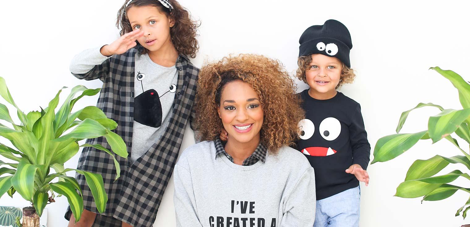 Des tenues assorties pour petits et grands monstres ! #familystoriesjbc