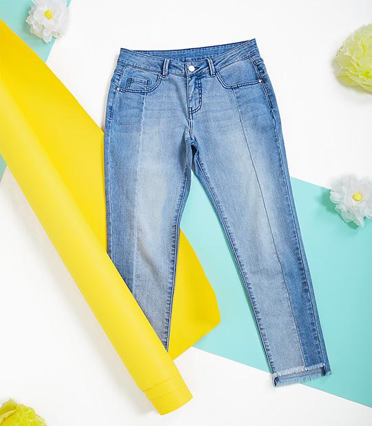 Jeans pour femmes.