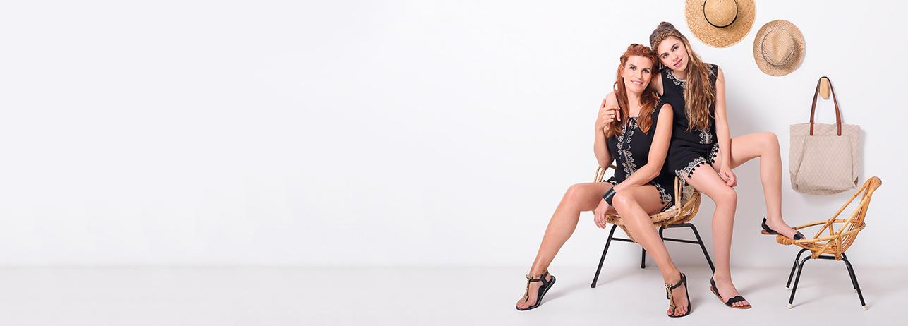 Katja Retsin: Le style d'Ibiza en mode assorti