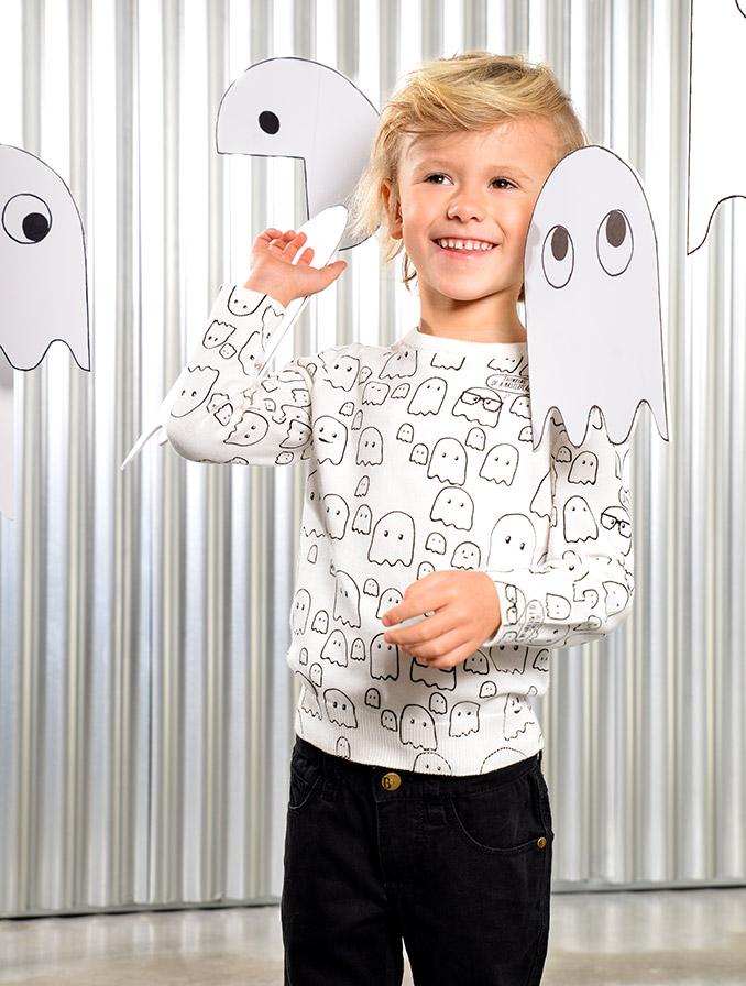 Met deze wastips kan zelfs je kleinste spook een witte trui aan.
