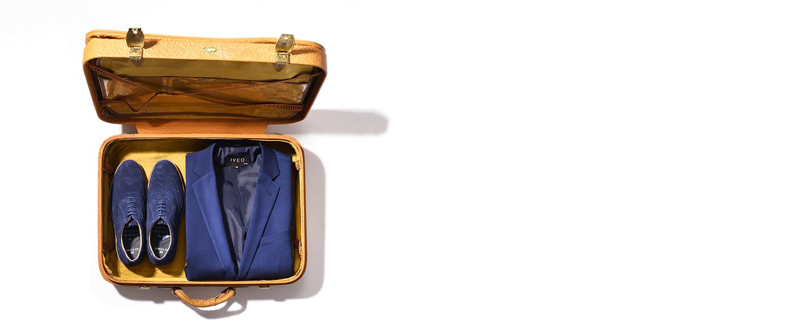 Tip voor heren: hoe vouw je een blazer?