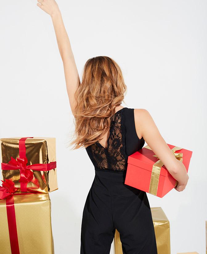 Collection festive pour femmes