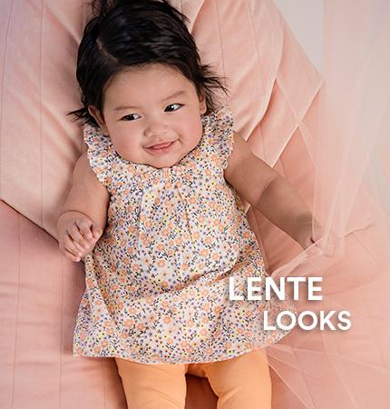 lente looks baby's