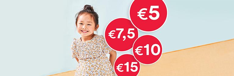 Nu ronde prijzen vanaf € 5 in alle JBC-winkels en online.