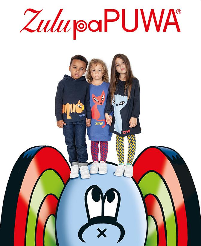 ZulupaPUWA-collectie in felle kleurtjes en prints