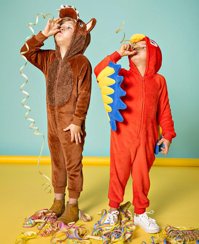 Verlies dit jaar geen tijd en moeite om een carnaval kostuum bijeen te zoeken.