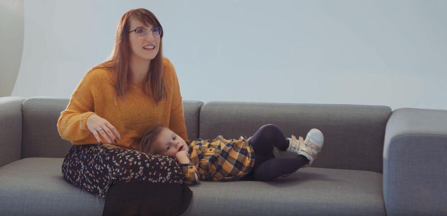 Wil je weten wat de beste tip was die Gwendoline tijdens haar zwangerschap kreeg? Check de video!