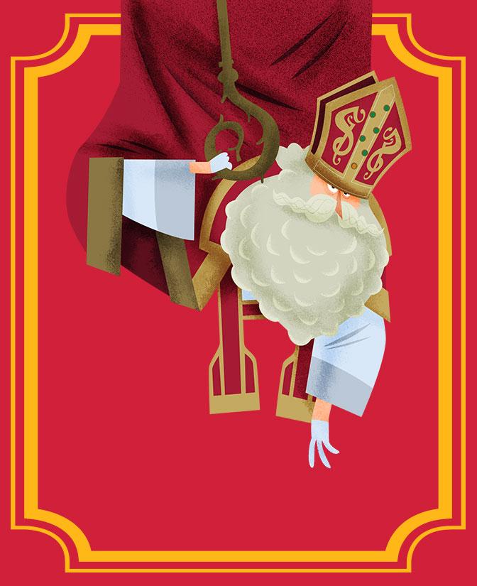 Doe mee aan de online Sinterklaaswedstrijd!