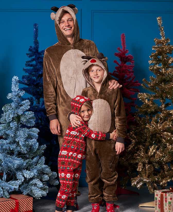 Kerstcollectie voor het hele gezin