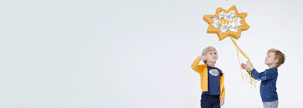 Des tenues cools et confortables pour les garçons