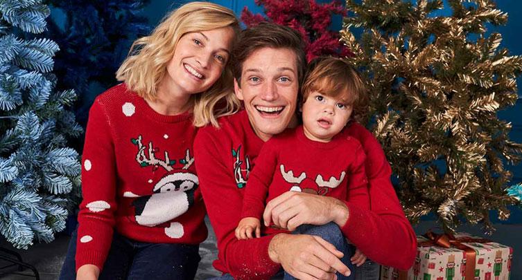 Ook een traditie in jouw gezin? Schenk de origineelste kerstui en laat dat familieportret maar komen!