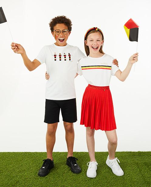 Soutenez la Belgique