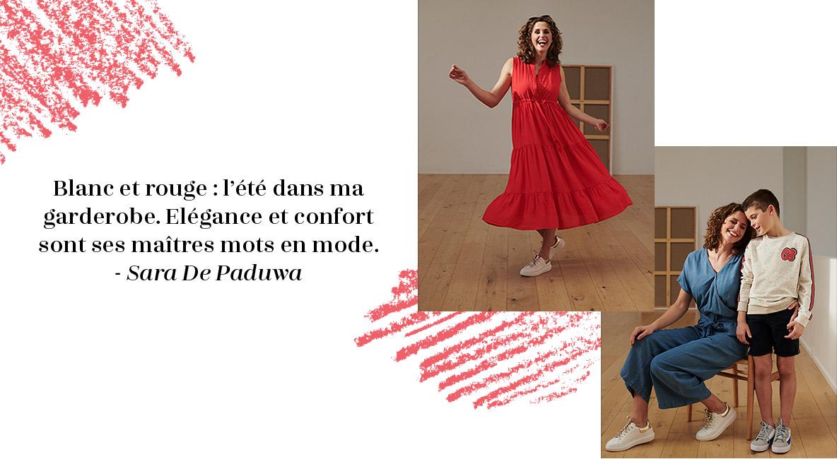 Sara De Paduwa collectie