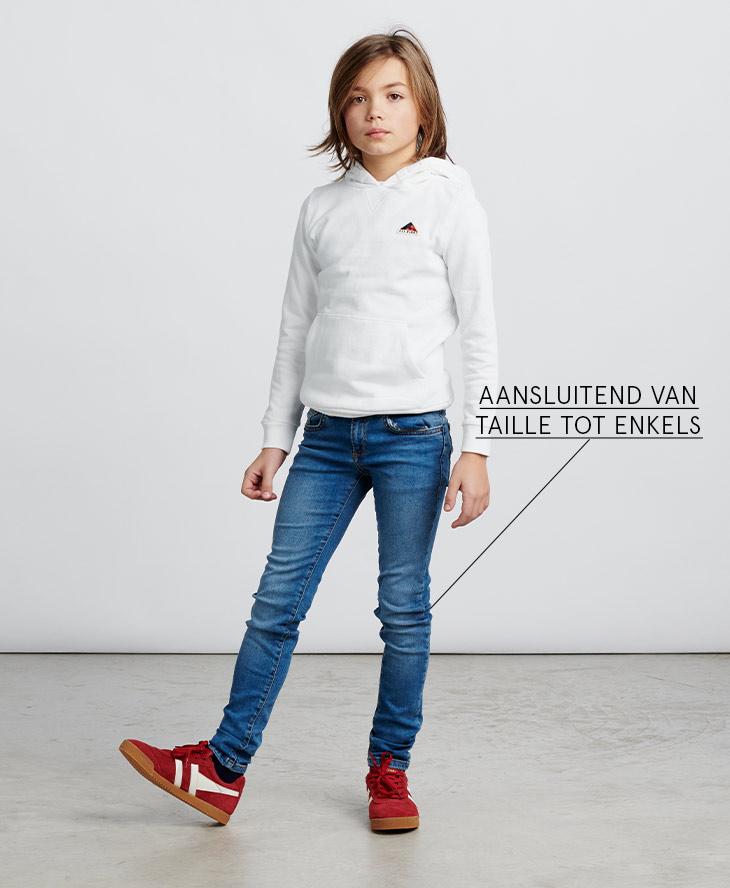 skinny fit jeans jongens